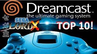 The SLX Sega Dreaṁcast Top 10