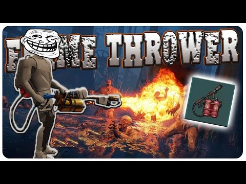 FLAMETHROWER App Troll? How I Farm Wrenches! | Last Day On Earth Survival