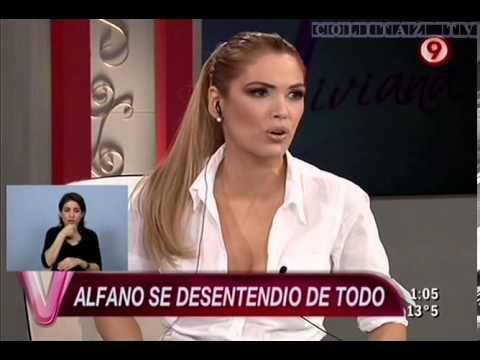 Viviana Canosa - Camisa Blanca Pelo Recogido