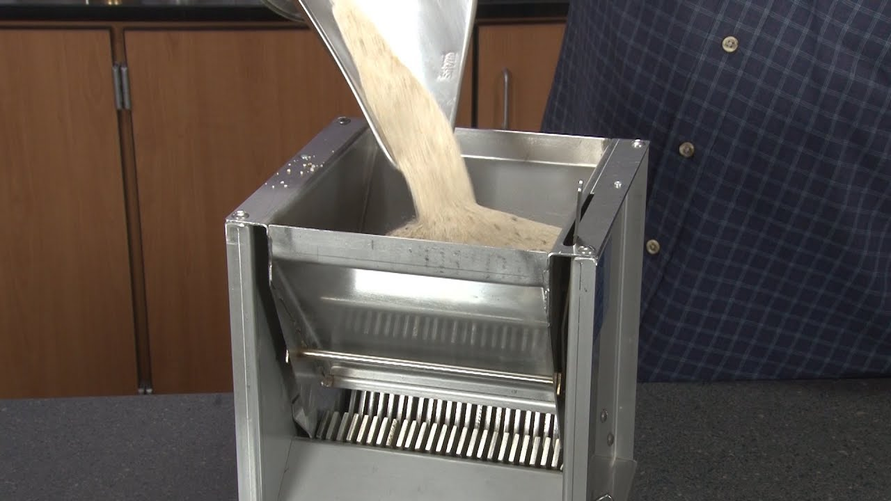 Reducing Samples of Fine Aggregate to Testing Size (ASTM C702, AASHTO T248)