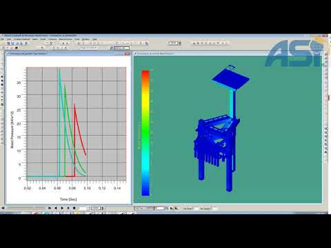 Multi-hazard Modeling of Vapor Cloud Explosion for Offshore Structures using AEM