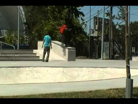 Fats Dichis : Matias loro Duarte Footage 2012