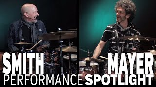 Steve Smith and Jojo Mayer: Drum Battle!