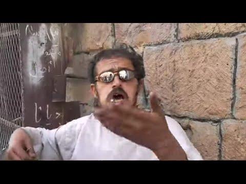 مجنون اليمن المبدع الذي نسى كل شي الا كلام الله