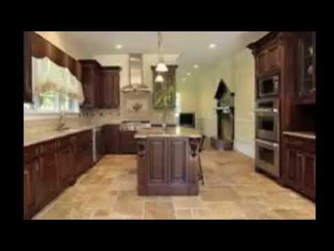 Travertine Floors - Travertine Floor White Kitchen ...