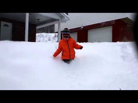 Deep Snow Walking