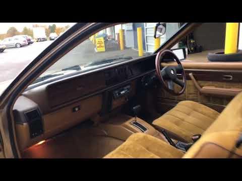 1981 Vauxhall Royale 3lt automatic