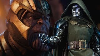Avengers 4 END GAME Directors talk DOCTOR DOOM Video