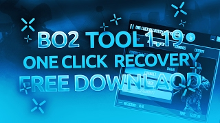 Bo2 recovery tool