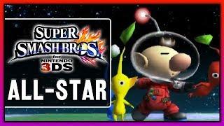 Super Smash Bros. for Nintendo 3DS - All-Star | Olimar thumbnail