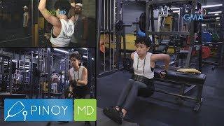 Pinoy MD: Chariz Solomon, ibinahagi ang kanyang fitness journey