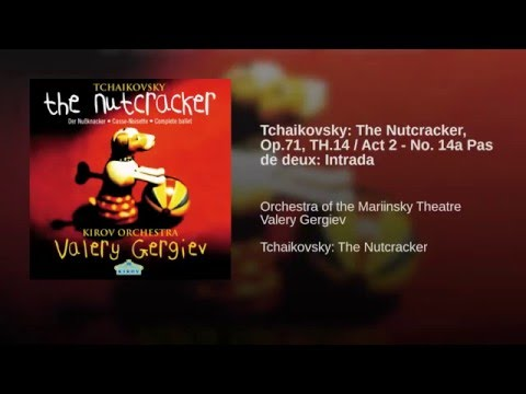 Tchaikovsky: The Nutcracker, Op.71, TH.14 / Act 2 - No. 14a Pas de deux: Intrada