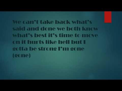 Kiva - I'm Gone (lyrics video)