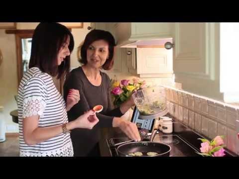 Thai Fishcakes & Mango Salsa Tutorial