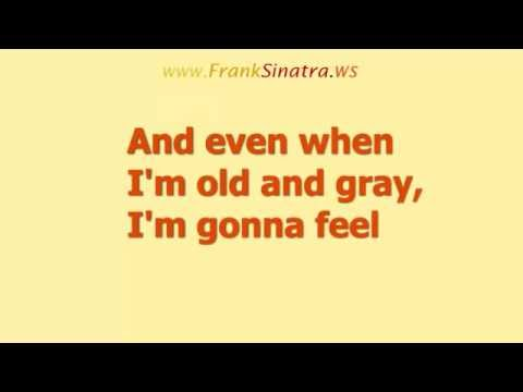 You Make Me Feel So Young By Frank Sinatra