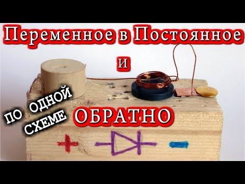 💡 ПОСТОЯННОЕ в ПЕРЕМЕННОЕ и ОБРАТНО  💡 Всё одной схемой!