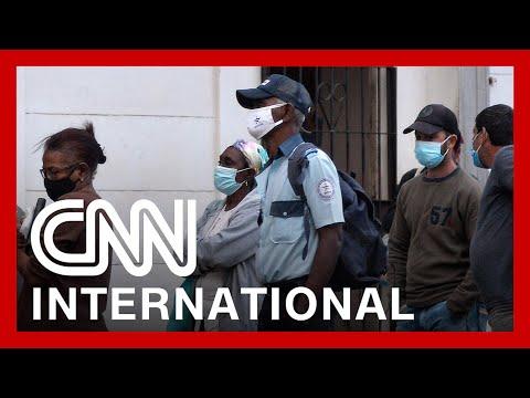 CNNi: Food crisis worsens in Cuba as coronavirus spikes