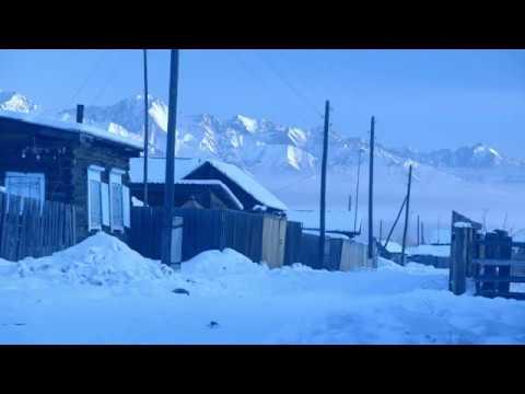 Невероятно впечатляющий Тункинский район- село Кырен -Бурятия/ Buryatia-Tunka