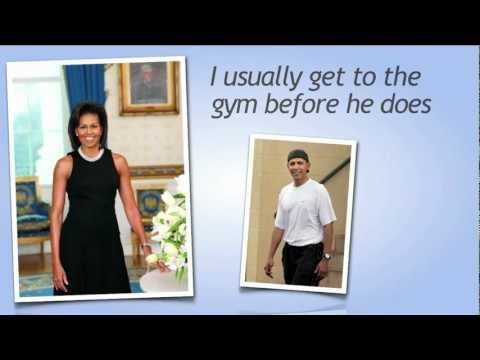 Michelle Obama The First Lady Shares Her Diet And Workout Secrets