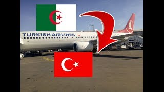 Mon voyage vers istanbul