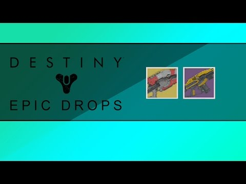 Destiny | The Ice Breaker & Atheon's Epilogue in ONE DROP! (Epic Venus Raid Drops!)