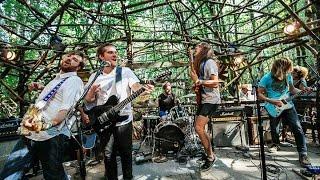 Diarrhea Planet - Spooners @Pickathon 2014 Woods Stage