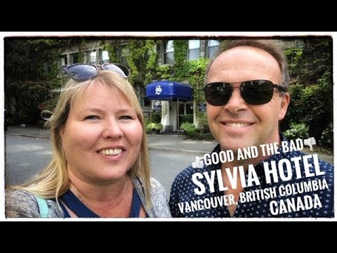 Sylvia Hotel Review, Vancouver British Columbia