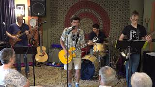Justin Performing Modern Vampire Main Street Music and Art Studio