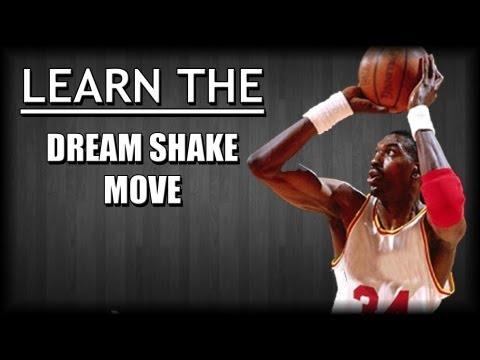 Hakeem Olajuwon Shake Move: Basketball Moves