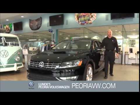 Lunde's Peoria VW - Why Do Business at Peoria Volkswagen?