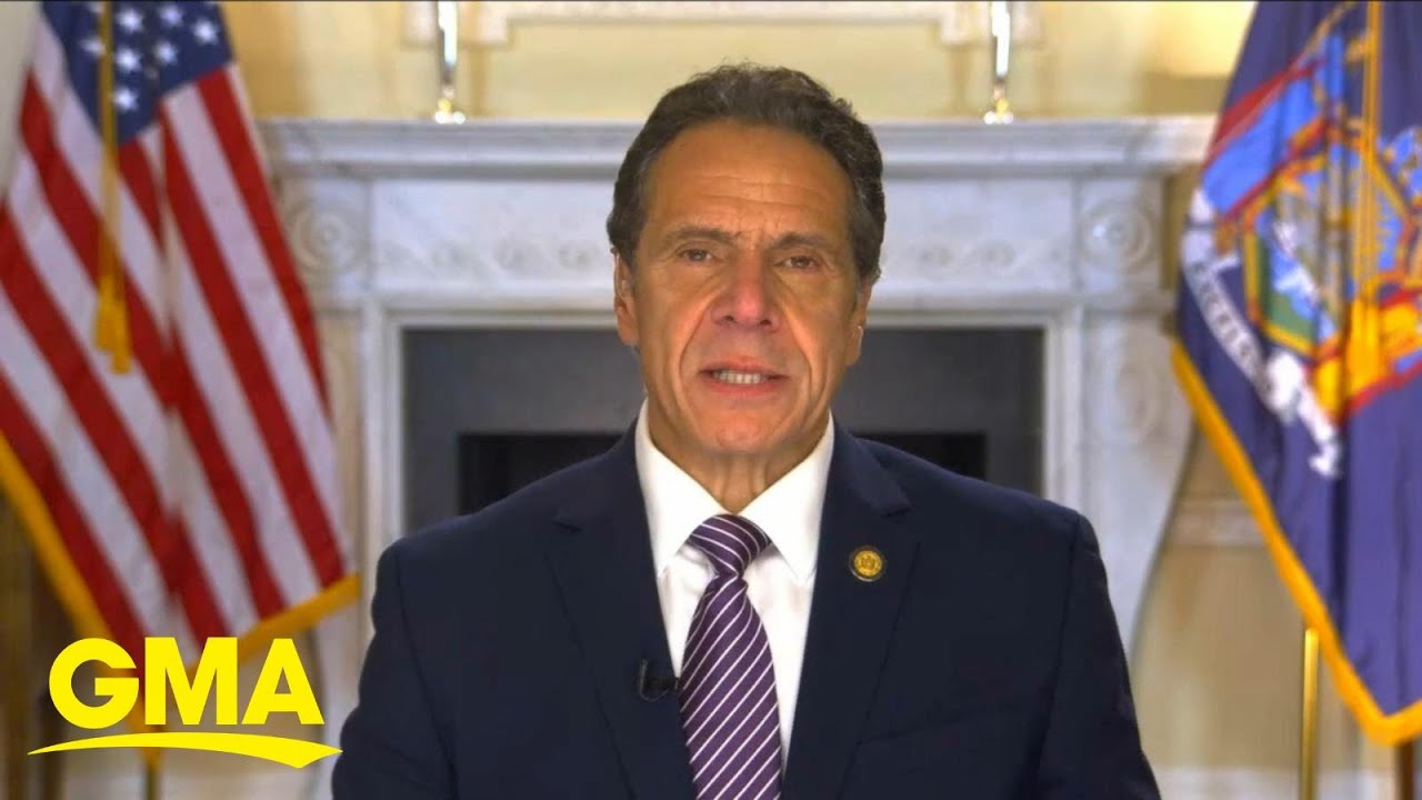 Andrew Cuomo, as usual, makes COVID-19 vaccine all about himself