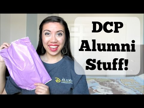 DCP Alumni Association Unpacking | Olaf and Olivia