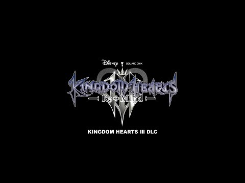 KINGDOM HEARTS III Re Mind DLC Trailer (E3 2019) (Closed Captions)