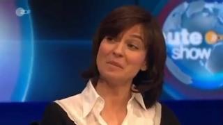 Maybrit Illner in der Heute-Show