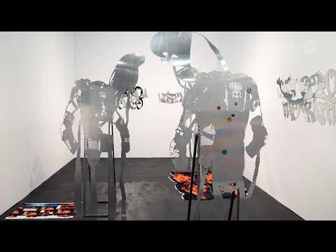 Lito Kattou at Eleni Koroneou Gallery at Art Cologne 2018