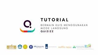 Quizizz - Tutorial Bermain Kuis pada Quizizz dengan mode langsung