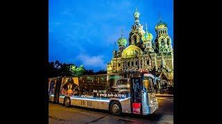 видео Пати Бас в Киеве – недорогой прокат автобусов диско