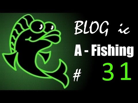 BLOGic # 31 Самый рыбацкий блог! Для рыбаков о рыбалке!
