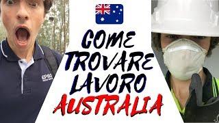 Come trovare lavoro in Australia!? (e altre informazioni utili...)
