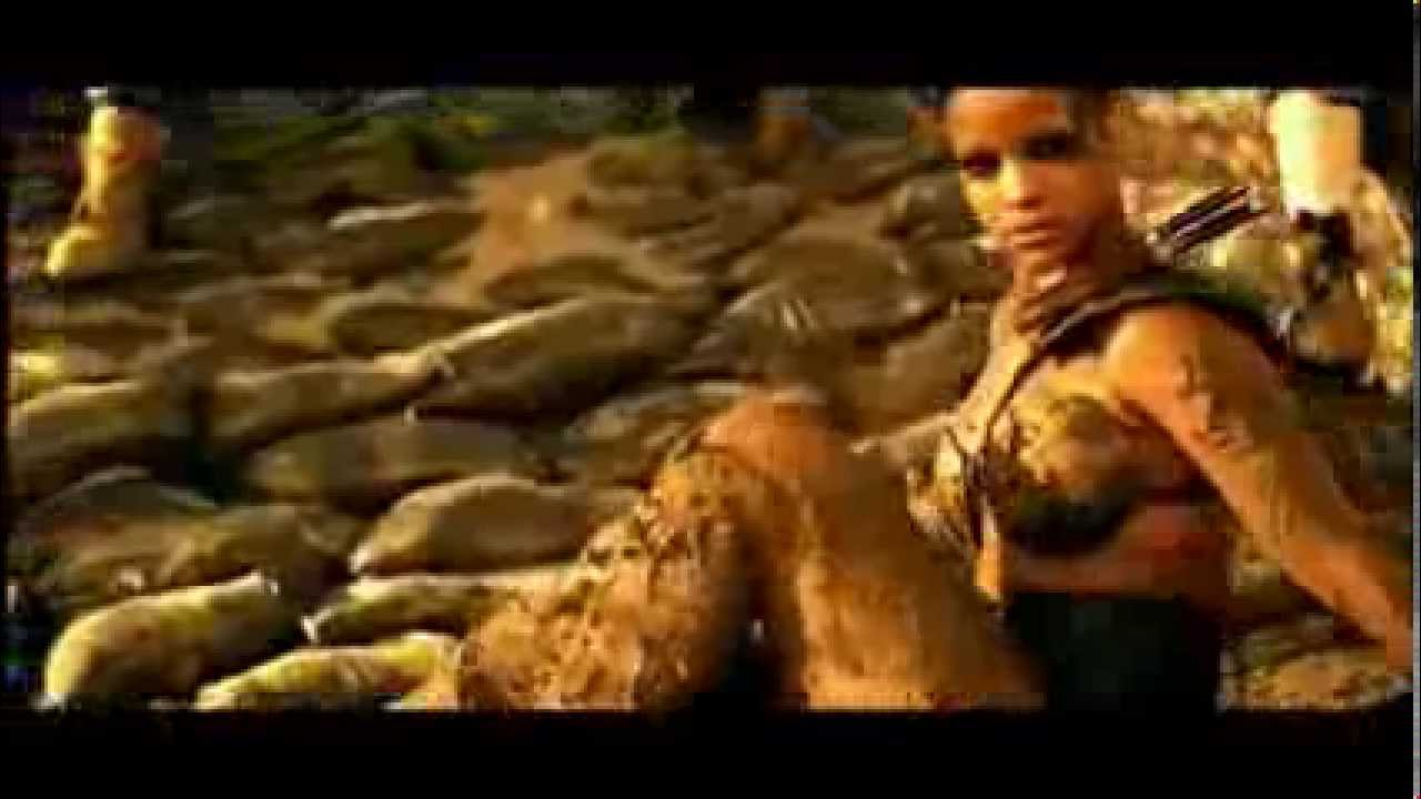 Rihanna Where Have You Been Music Video Hd