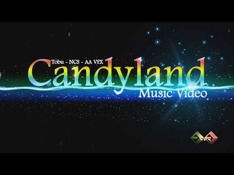 Candyland (Music Video)- AA VFX ft. Tobu & NCS (Psychedelic DMT Animation)