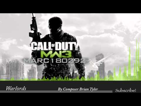 MW3 Soundtrack: Warlords