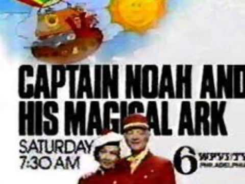 Local Philly Television Flashback SEND YOUR PICTURES captain noah