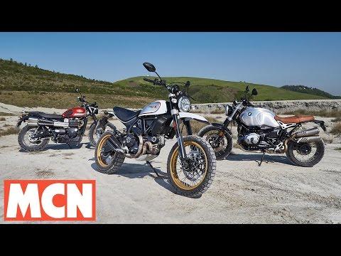 MCN Scrambler Group Test | Review | Motorcyclenews.com