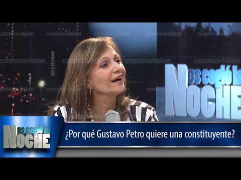 ¿Por qué Gustavo Petro quiere una constituyente?