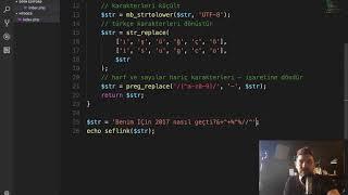 PHP ile Arama Motoru Dostu SEF Linkler Oluşturmak