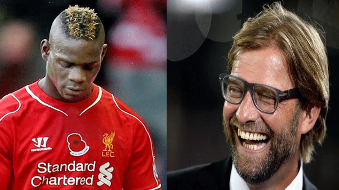 Image result for Balotelli: I don't know Klopp