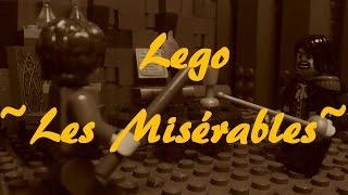 Lego Les Misérables The Confrontation