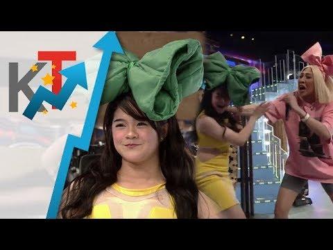 It&39;s Showtime dancer nakipagpalakihan ng ribbon kay Vice Ganda