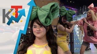 It's Showtime dancer, nakipagpalakihan ng ribbon kay Vice Ganda!